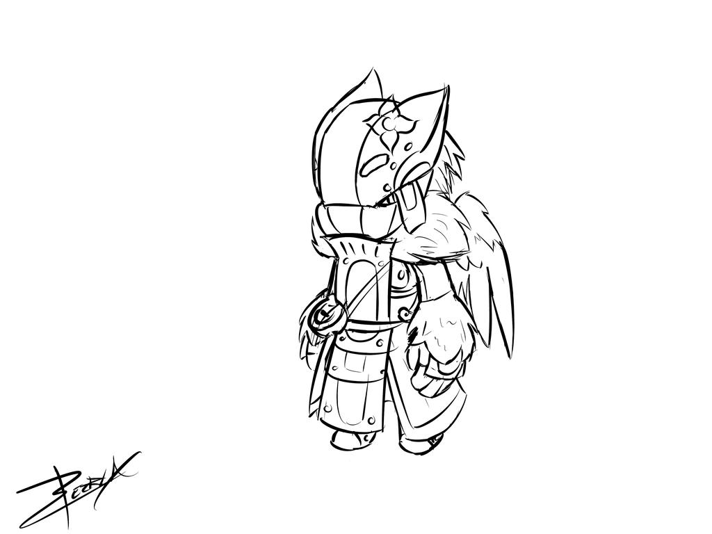 1024x768 Spiral Knights