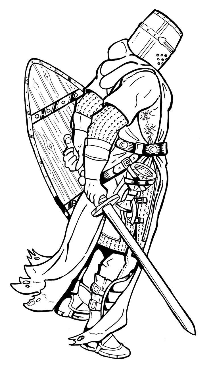 750x1291 Templar Knight
