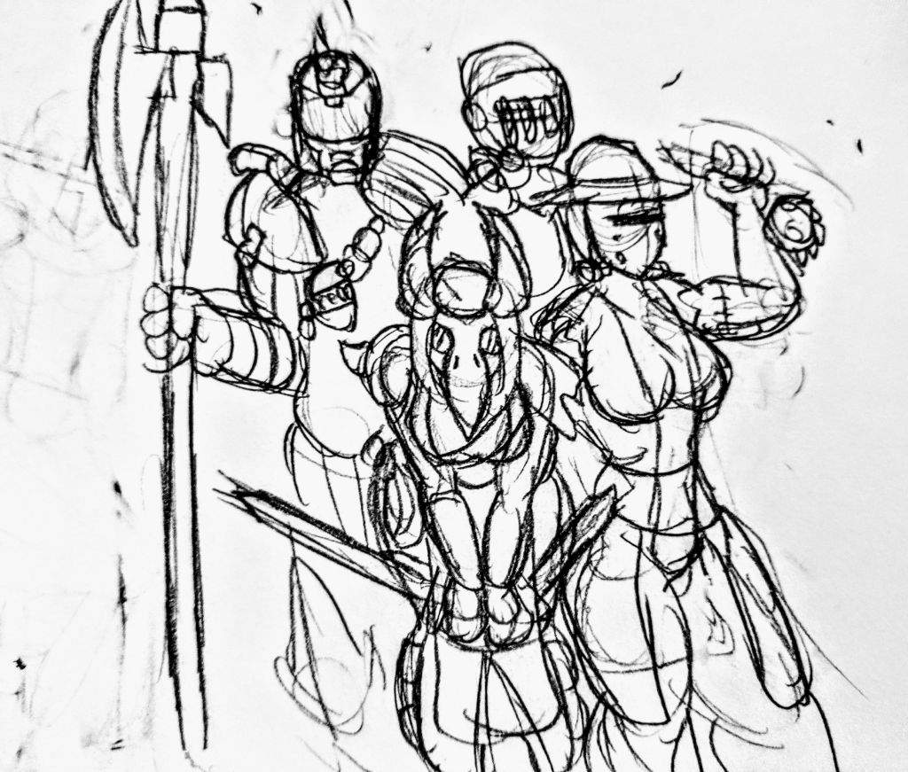 1024x871 Costume Knights For Amino
