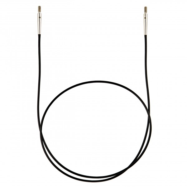 600x600 Wire Amp Accessory For Circular Knitting Needles Natural 80cm Prym