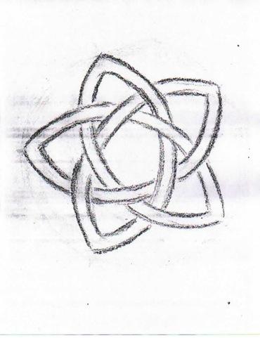 370x481 Grade 4 Form Drawing