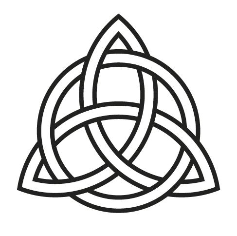 487x484 Highlander Blog Creating A Celtic Knot With Shape Builder