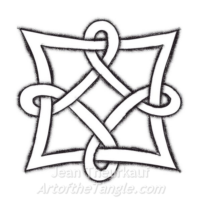 700x700 Celtic Knot Drawings Celtic Knots Easy Techniques For Drawing
