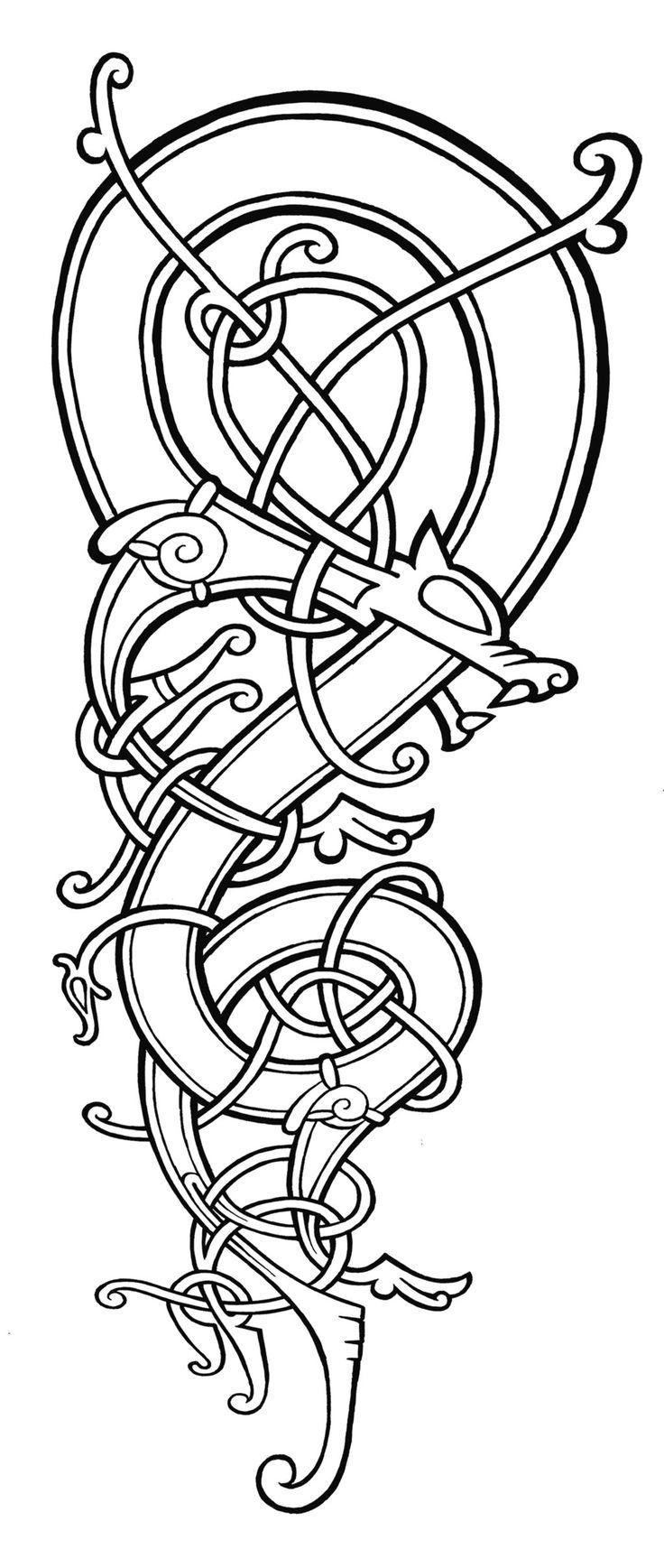 Knots Drawing