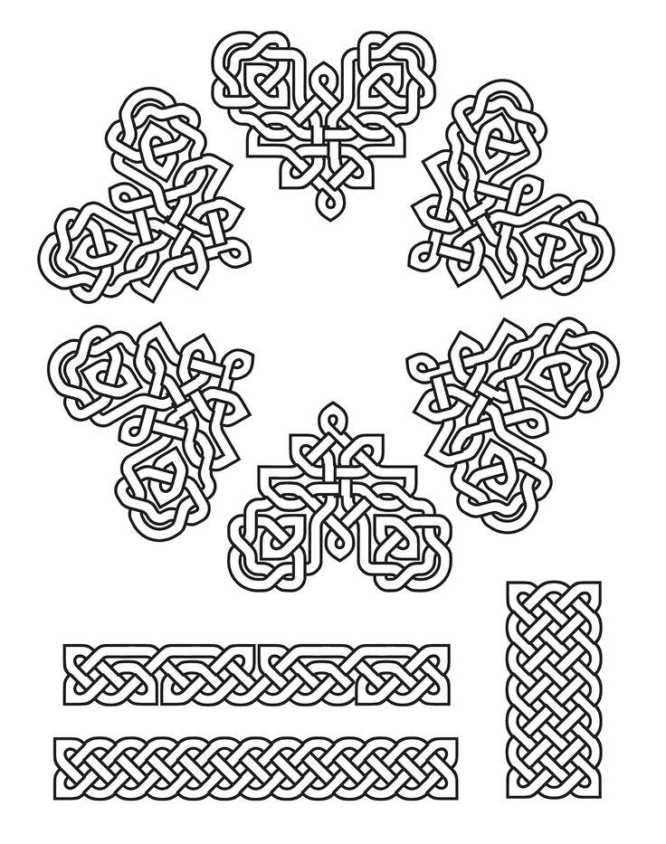736x933 Pin By Sergey Paramonov On Celtic Patterns Celtic