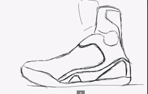 480x308 Nike Kobe 9 Elite Speed Art Painting Video