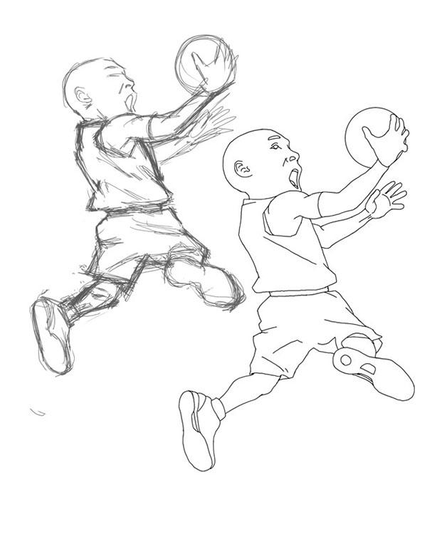 600x757 Kobe Bryant On Behance