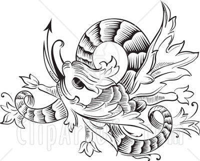 400x322 Button Tattoo Bluetooth Koi Fish Tattoo Designs Black And White
