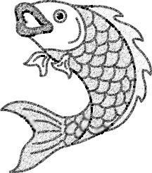 216x246 Make Koi Fish Drawings Your Work Of Art