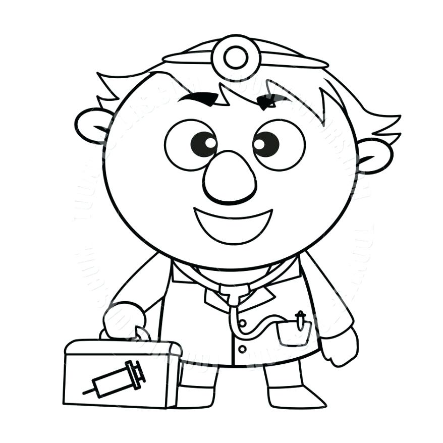 878x878 Inspirational First Aid Coloring Pages Kids Medical Package Page
