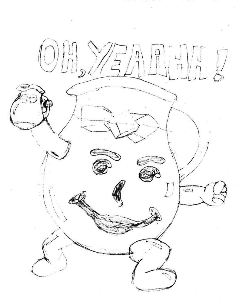 789x1013 Kool Aid Man By Tinydojo
