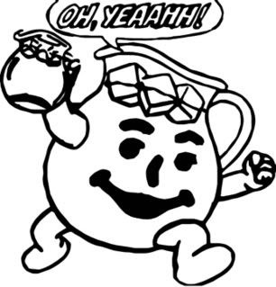 306x319 Kool Aid Coloring Pages Coloring Sheets