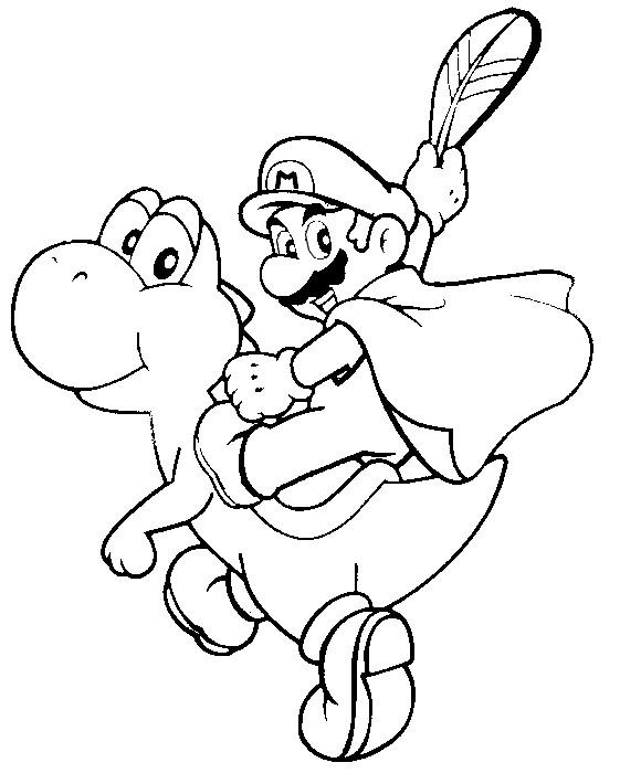 561x700 Super Mario Bros