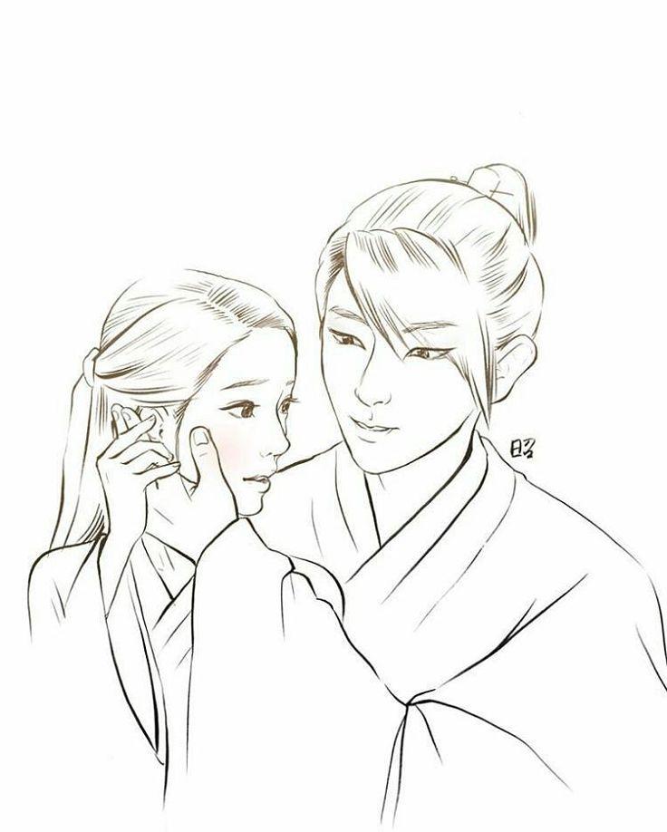 Korean Drawing
