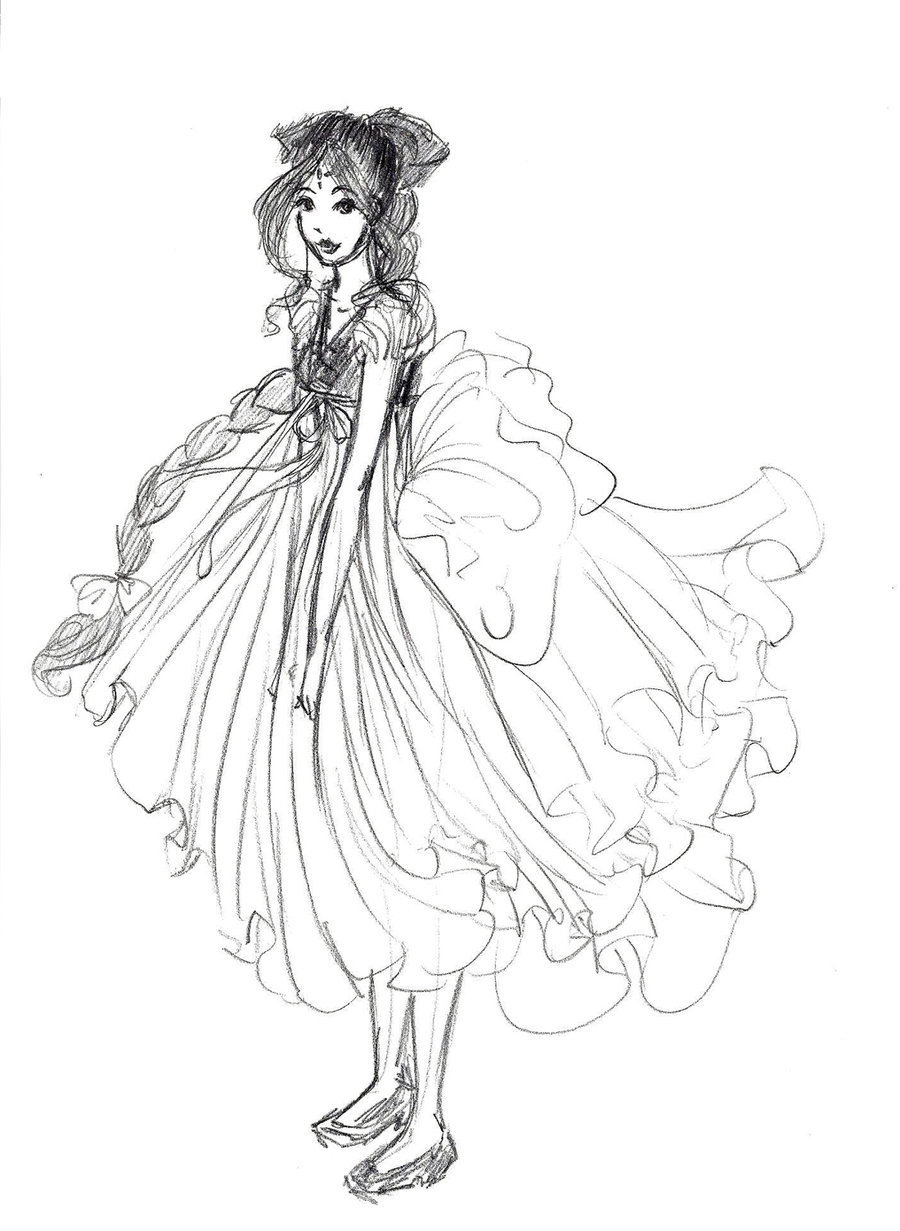 900x1231 Korean Princess By Joiya