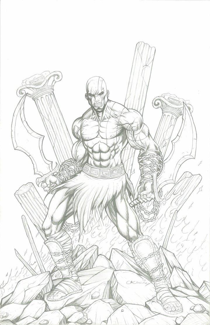 719x1111 Kratos By C Crain