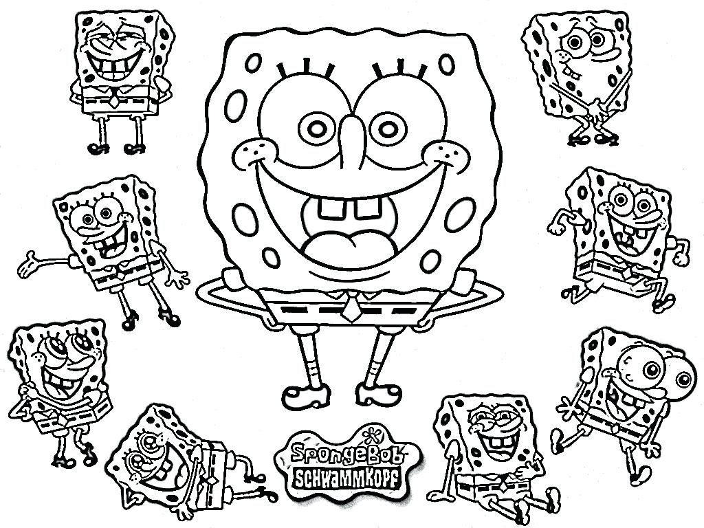 1024x768 Coloring Krusty Krab Coloring Pages Download 6 Colouring. Krusty