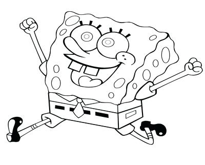 400x322 Mr Krabs Coloring Pages Coloring Eat Hamburger Spongebob Krusty