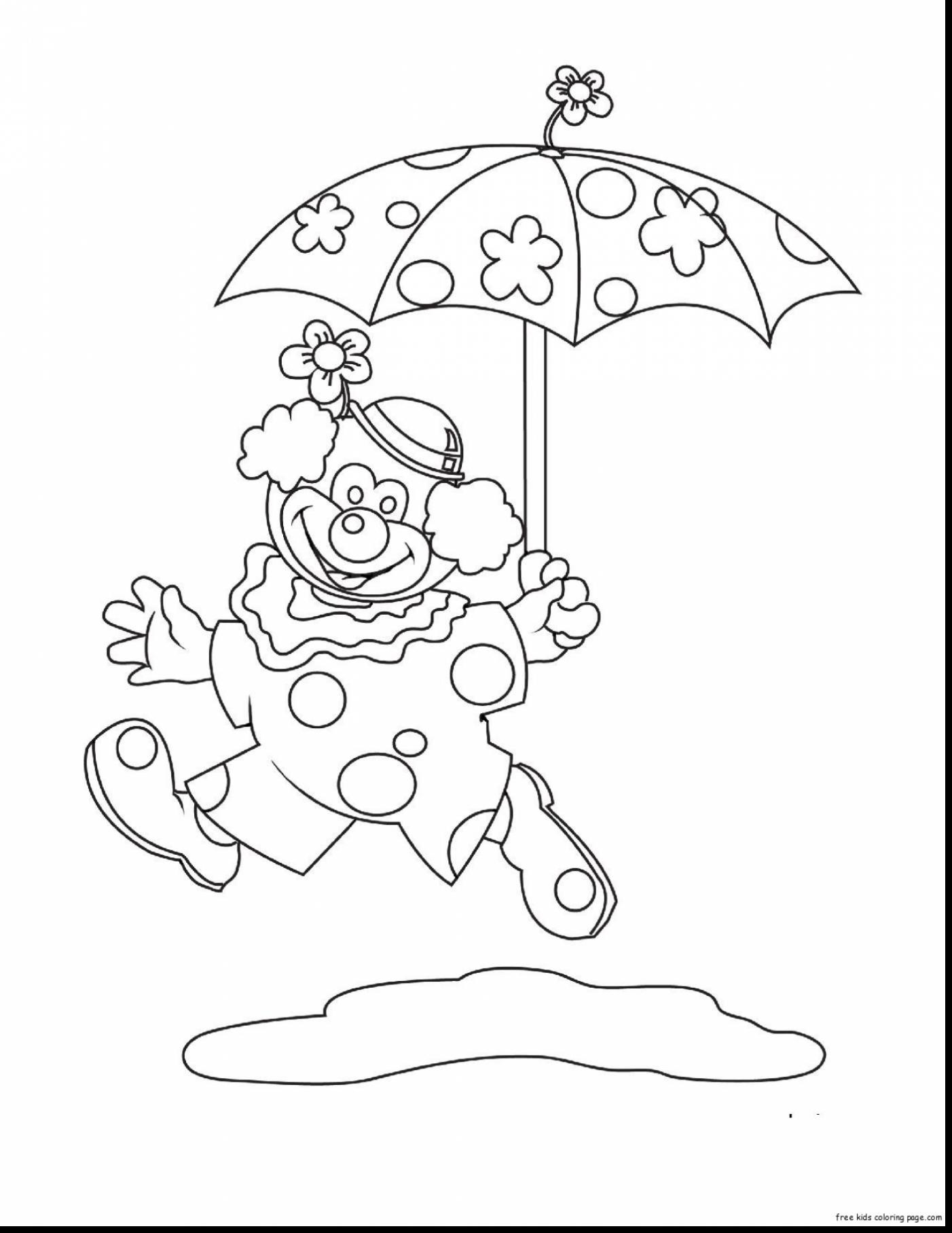 1402x1815 Excellent Simpsons Krusty The Clown Coloring Pages With Clown