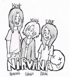 236x255 Kurt Cobain. Dave Grohl Quote Nirvana Dave Grohl