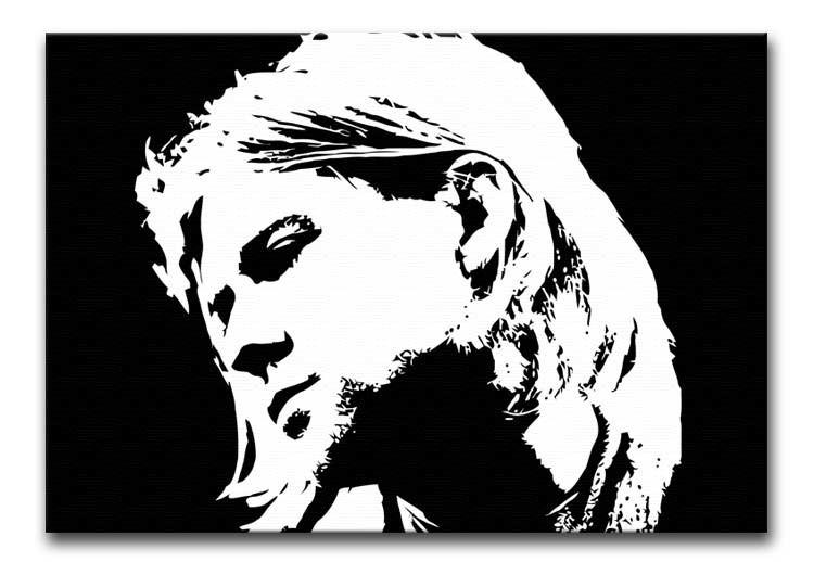 750x518 Kurt Cobain Canvas Print Amp Poster Canvas Art Rocks