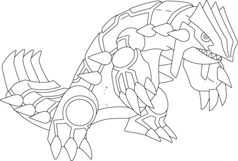 Kyogre Drawing at GetDrawings | Free download