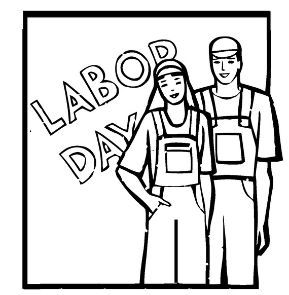 570x582 Labour Day Weekend Colorado Coloring Pages