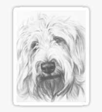 210x230 Labradoodle Drawing Stickers Redbubble