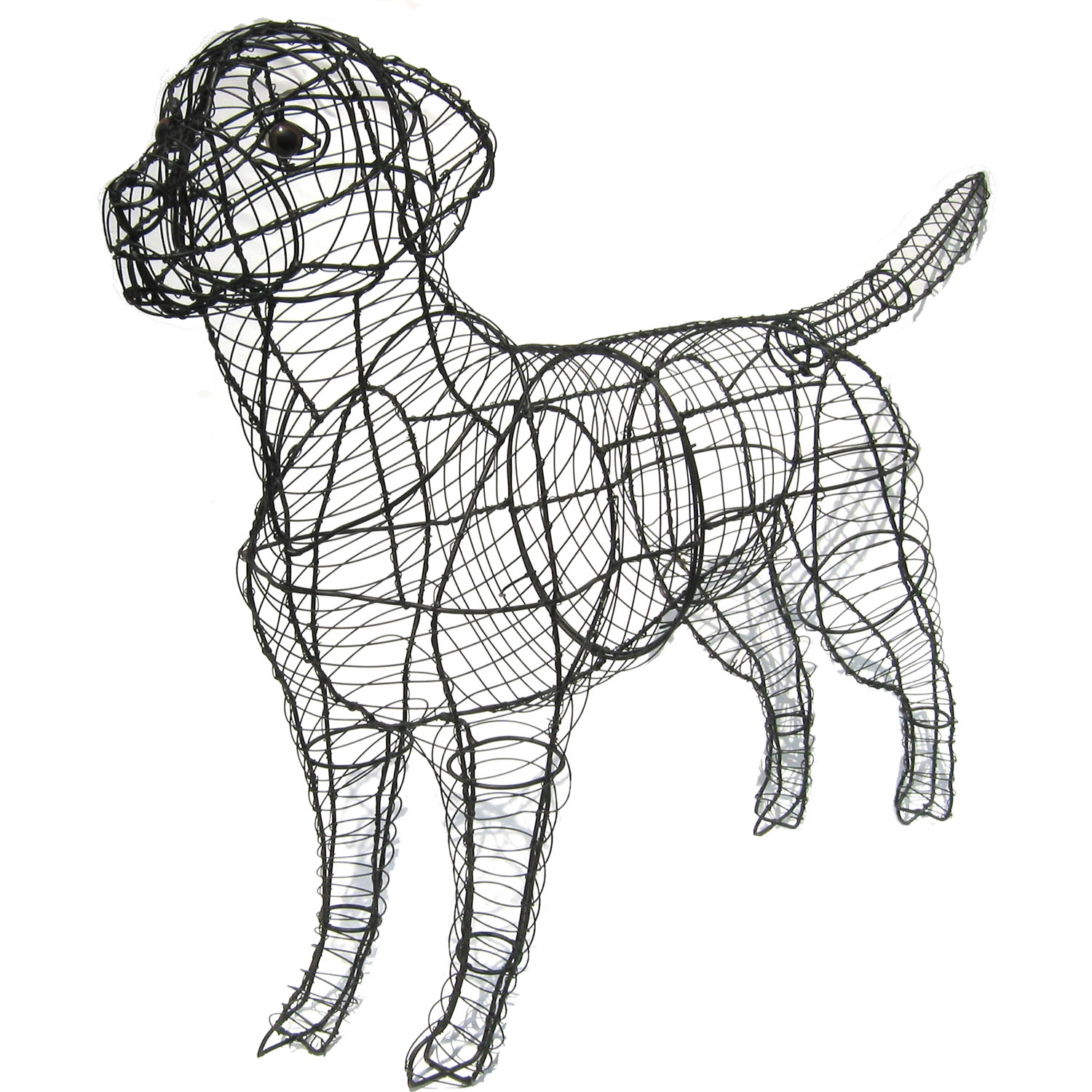 Labrador Head Silhouette at GetDrawings.com | Free for personal use ...