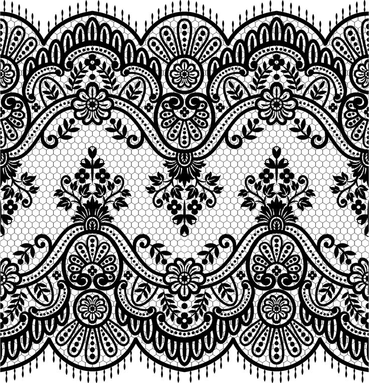 736x764 Interesting And Useful Lace Patterns