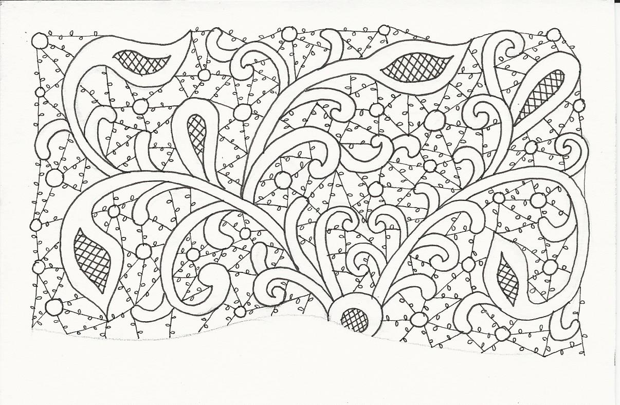1206x788 Dangling By A Painted Thread Tangling Bruges Lace