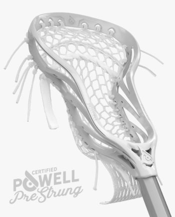 350x435 Pre Strung Heads Powell Lacrosse Sticks