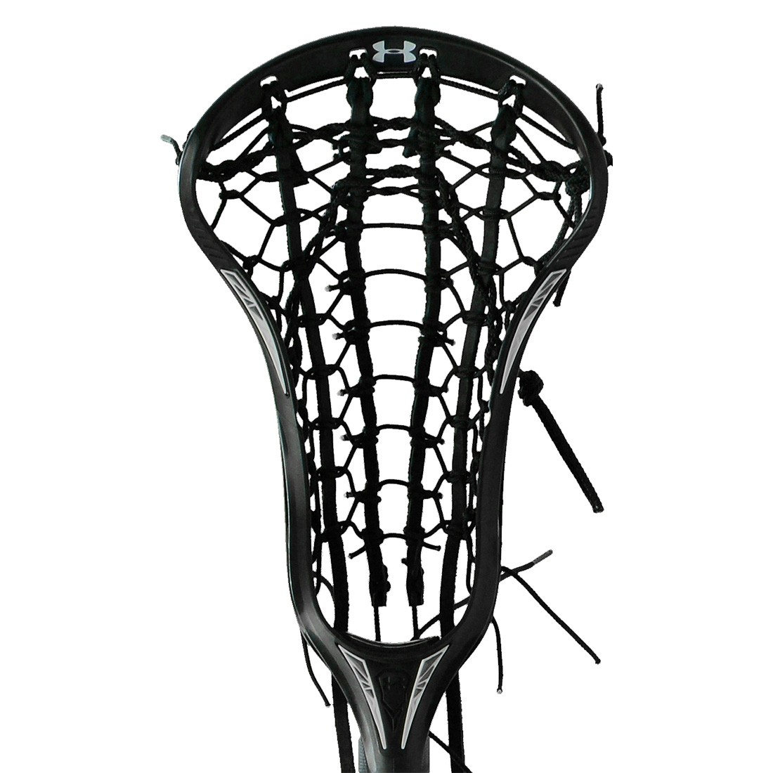1100x1100 Ua Glory Girls Lacrosse Complete Stick With Rail Pocket Lacrosse