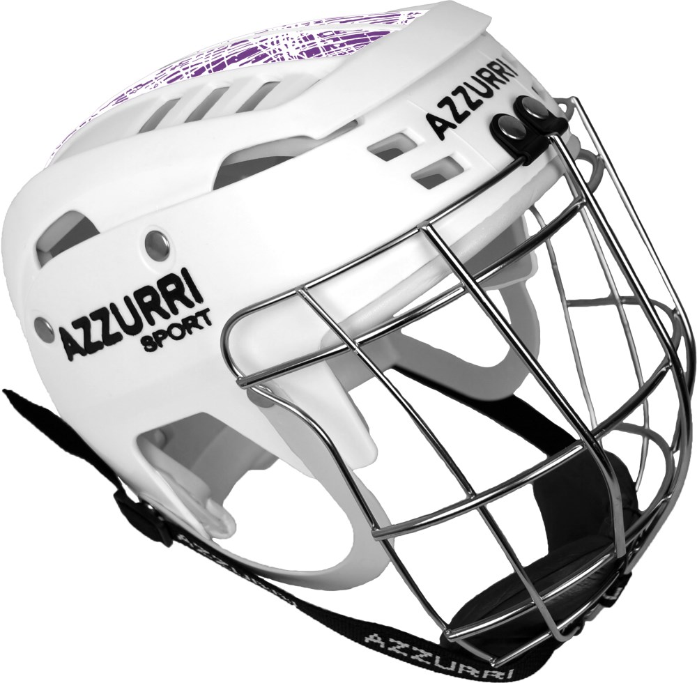 Lacrosse Helmet Drawing