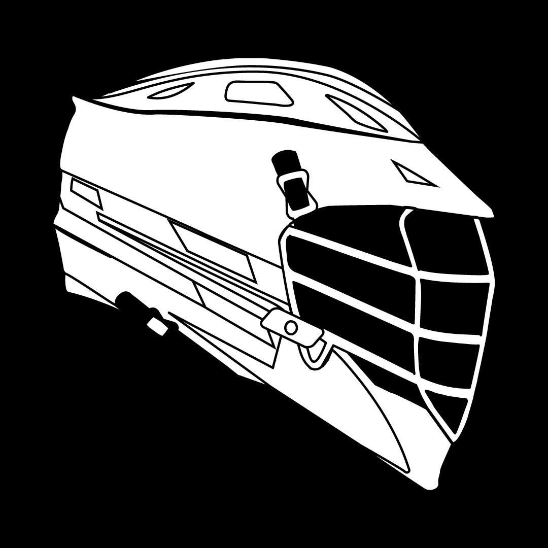 1080x1080 Cascade R Customizer Helmet