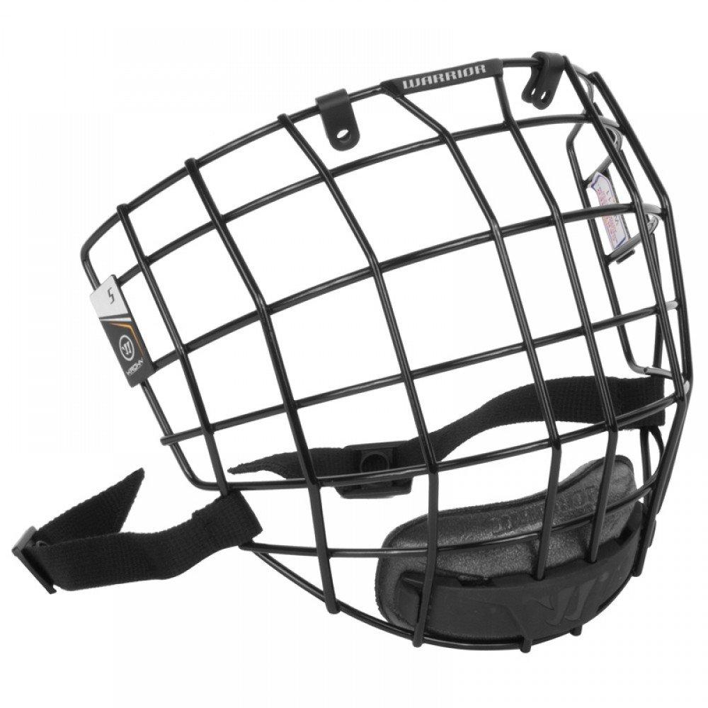 1000x1000 Krown Black Hockey Facemask