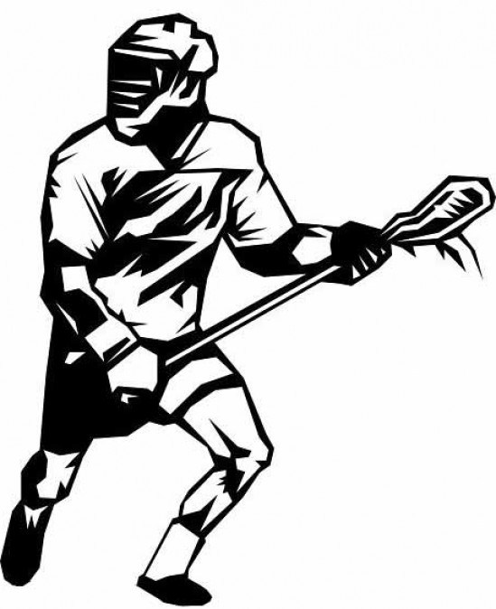 lacrosse player drawing at getdrawings com free for personal use rh getdrawings com clipart lacrosse player lacrosse clipart black and white