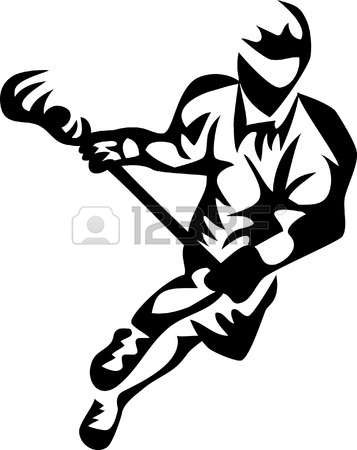 Lacrosse Sticks Drawing At Getdrawings Com Free For