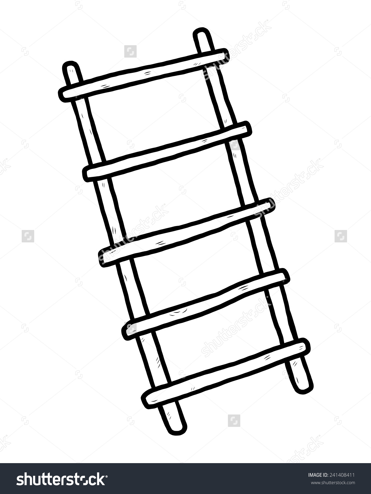 the best free ladder drawing images download from 50 free drawings Ladder Logic Symbols 1200x1600 ladder cartoon vector illustration black white stock and hand
