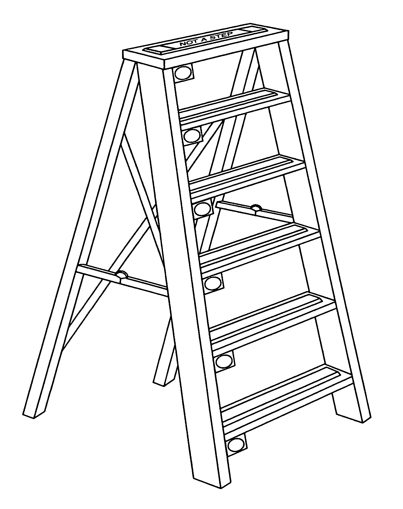 1578x1995 Patent Us20130140111 Safety Ladder Warning Device Google Patents