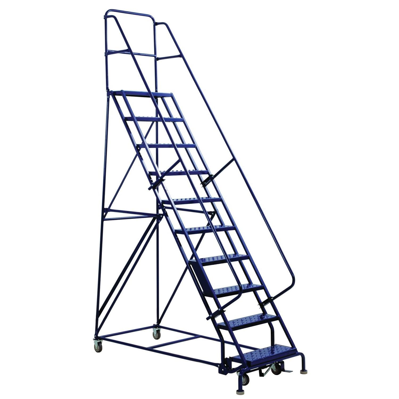1500x1500 Gsw2414 Type Iaa Rolling Warehouse Ladder