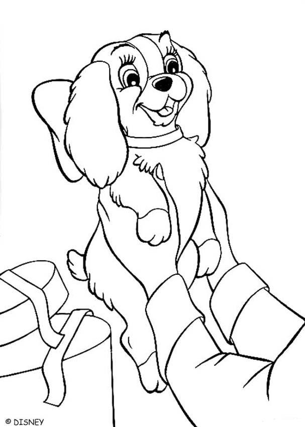 Lady And The Tramp Drawing at GetDrawings.com | Free for personal ...