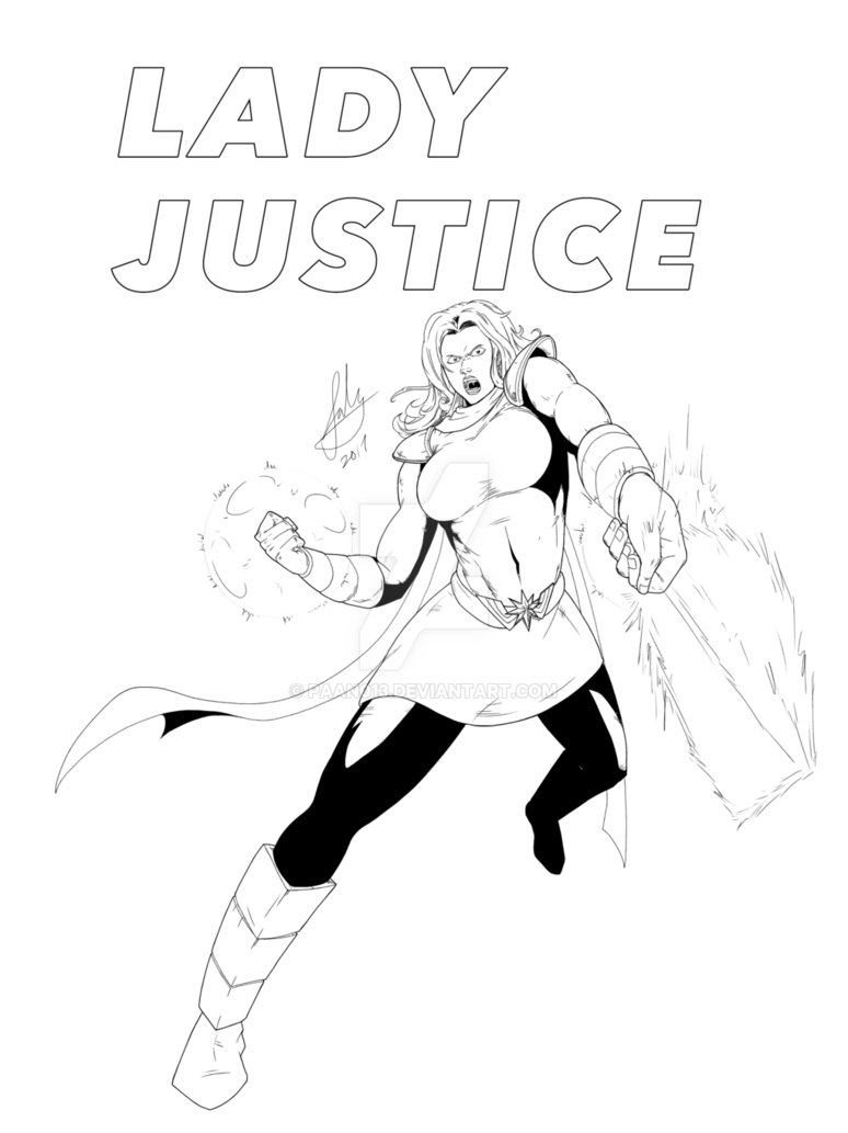 774x1033 Lady Justice By Paan013