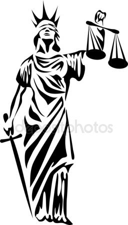 256x450 Lady Justice Stock Vectors, Royalty Free Lady Justice