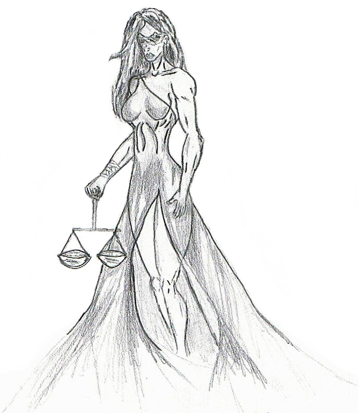 714x812 Lady Justice By Marioucomics