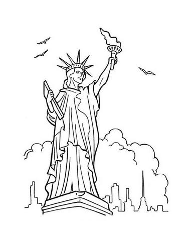 391x452 Lady Liberty