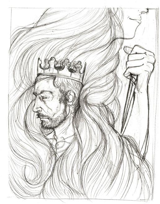 Lady Macbeth Drawing