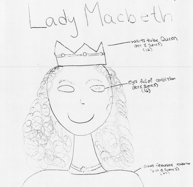 is lady macbeth responsible for the downfall of macbeth