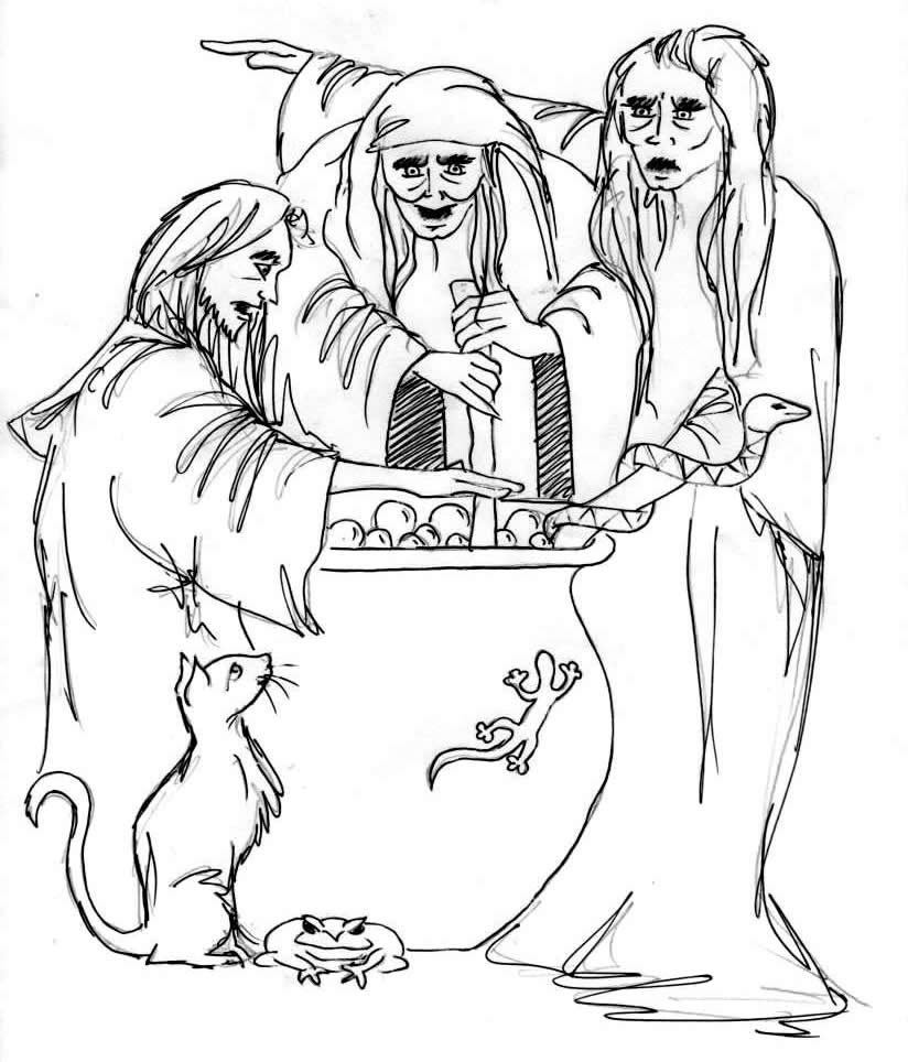 824x964 Shakespeare Macbeth Coloring Pages William Shakespeare Coloring