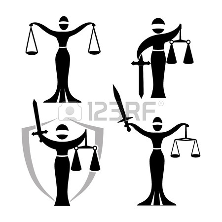 450x450 Lady Justice Black Set Justice Goddess Themis, Lady Justice